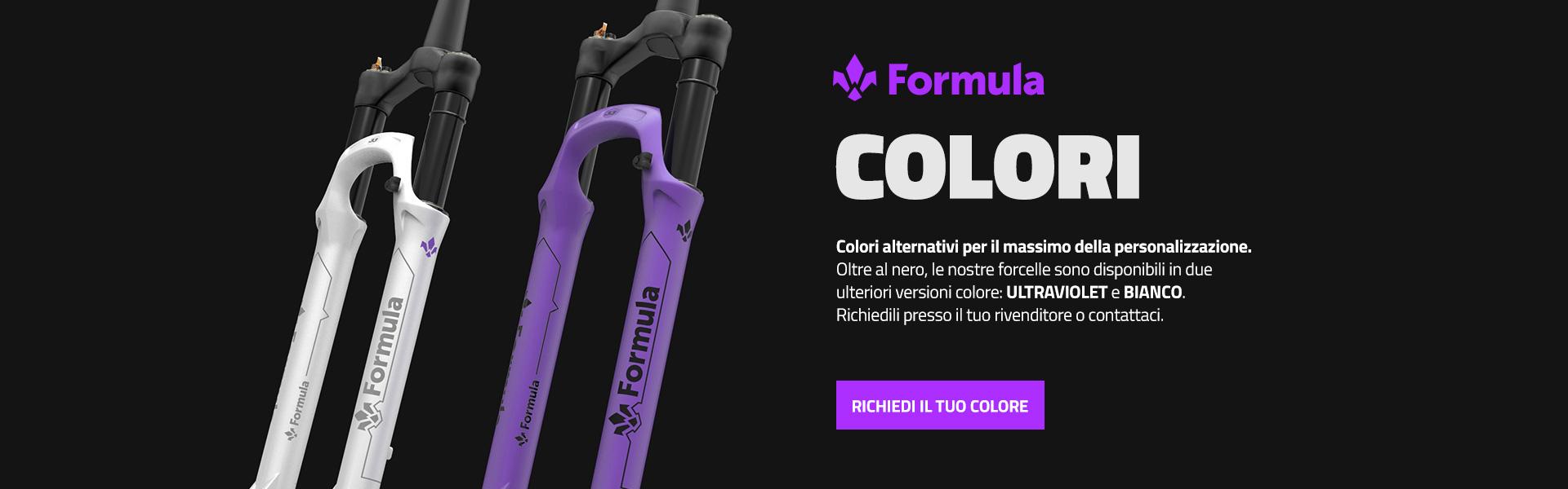 Colori Forcella