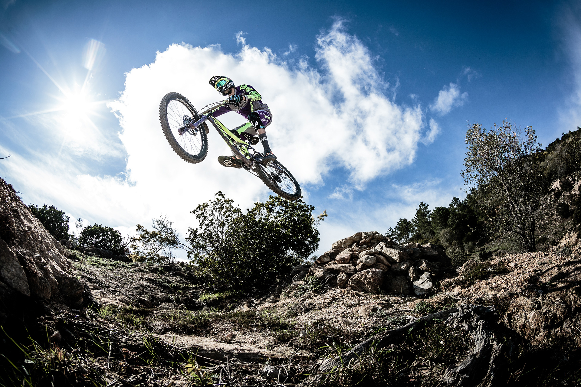 Formula join forces with Team BH for the Enduro World Series – Formula